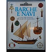 Barche E Navi [Import anglais]