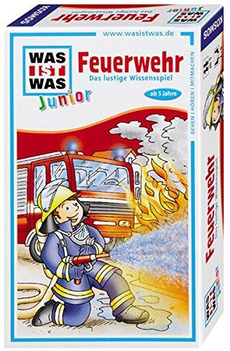 Preisvergleich Produktbild Kosmos 712556 - WAS IST WAS Juniorquiz Feuerwehr