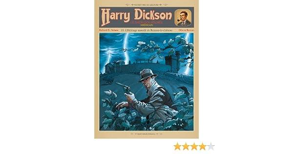 harry dickson t02 le demon de whitechapel