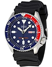 Seiko - Men's Analogueico SKX009K1