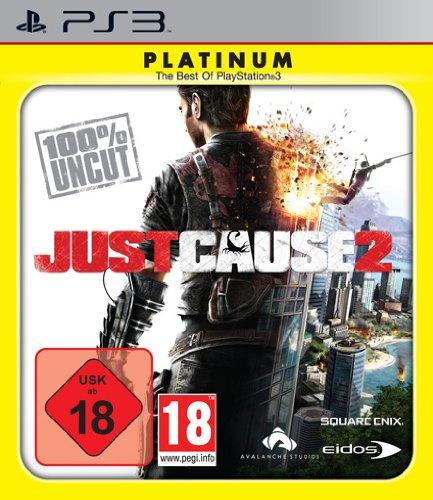 Just Cause 2 [Platinum] (Für 2 Gta Ps3)