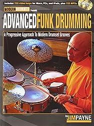 Modern Drummer Presents Advanced Funk Drumming Drums Book/Dvd