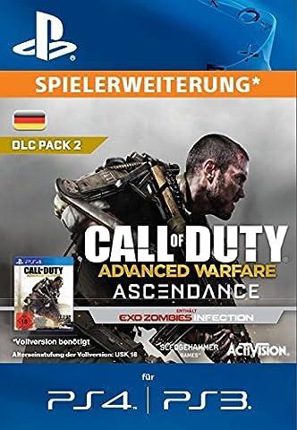 Call of Duty: Advanced Warfare - Ascendance DLC [Zusatzinhalt][PS4 PS3 PSN Code für deutsches