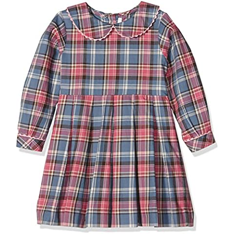 Rachel Riley Cherry Flannel Dress, Vestito