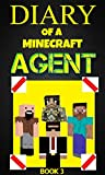 Diary of a Minecraft Agent- Book 3: For kids who like Minecraft books for kids, Wimpy Villager, diary minecraft Zombie (Agent Jack)