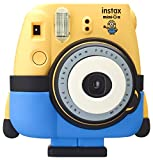 #6: Fuji Instax Minion Instant film Camera (Yellow)