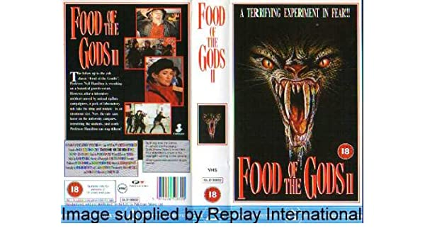 Food Of The Gods 2 Amazon Co Uk Video