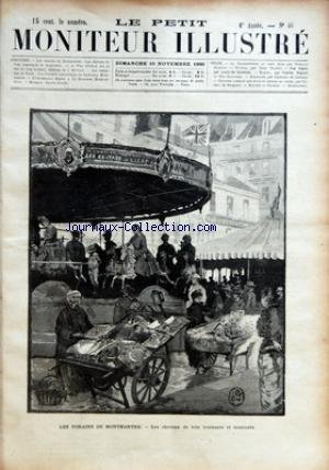 PETIT MONITEUR ILLUSTRE (LE) [No 46] du 16/11/1890