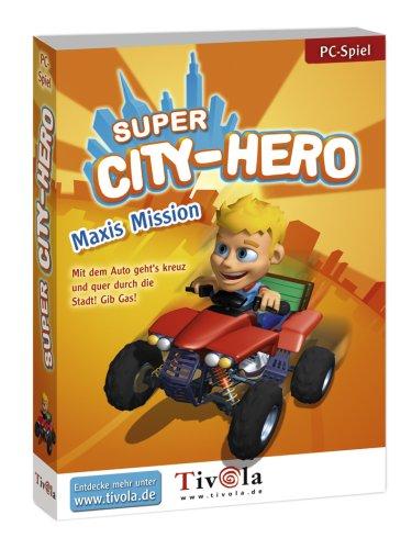 Super City Hero - Maxis Mission - [PC]