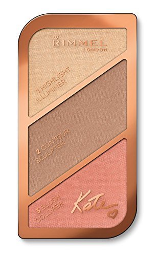 Rimmel Kate Face Sculpting Kit 002, 0.88 Ounce by Rimmel