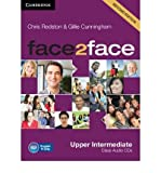[(Face2face Upper Intermediate Class Audio CDs (3))] [ By (author) Chris Redston, By (author) Gillie Cunningham ] [October, 2013]