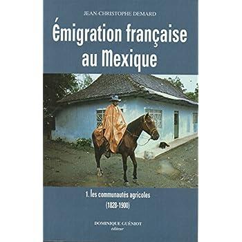 Émigration française au Mexique