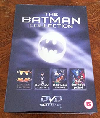 Batman Movies Box Set [UK Import]
