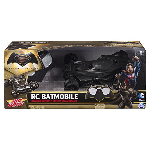 Spin Master 6028750 - Air Hogs - RC Batmobil 1:24
