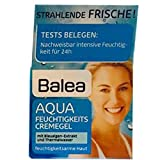 Balea Aqua, crema idratante in gel (confezione da 50 ml) [etichetta in lingua italiana non garantita]