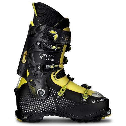 La Sportiva Spectre–Scarponi da sci da camminate, colore: giallo/nero, taglia 31