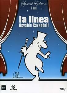 La linea - Osvaldo Cavandoli [Import anglais]