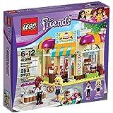 LEGO Friends - 41006 - Jeu de Construction - La Boulangerie de Heartlake City