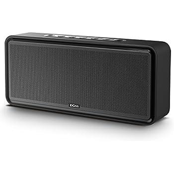 DOSS SoundBox XL Bluetooth Lautsprecher Home Wireless Speakers mit 20W Treiber und 12W Subwoofer für iPad,Tablet,Echo Dot und andere Android Geräte