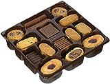 Bahlsen Coffee Collection Multipack (4x500g) - Kaffeegebäck mit 11 erlesen Gebäckspezialitäten - zwei Serviereinheiten in einer Dose - Gebäckmischung mit Schokolade
