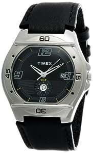Timex Fashion Analog Black Dial Men's Watch - EL01