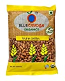 #3: Blueorange Fresh Premium and best quality Organic Rajma Chitra / Speckled Kidney Beans 500 Grams