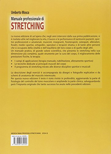 Zoom IMG-1 manuale professionale di stretching tecniche