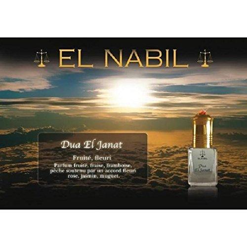 EL NABIL - MUSC DUA EL JANAT 5ml - LOT DE 6