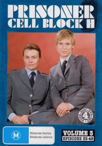 Prisoner: Cell Block H - Vol. 3 (Ep. 33-48) - 4-DVD Set ( Caged Women ) ( Women Behind Bars ) by Alan Hopgood (Woman-dvd Caged)