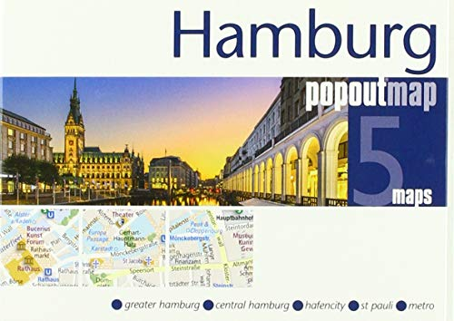 PopOut Map Hamburg