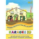 Karaoke Canciones Infantiles para que las Cantes Vol. 3 [DVD]