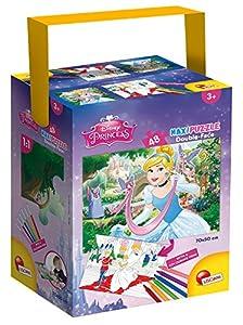 Lisciani Giochi 59034-Puzzle (a Tub Maxi 48Cinderella