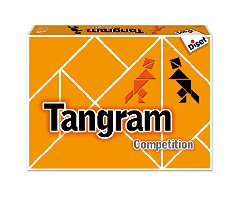 Preisvergleich Produktbild Goula 76504–Spiel Lernspiel und Wissenschaftliche–Tangram Wettkampf