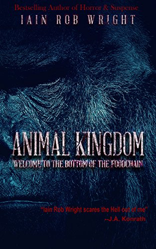 Animal Kingdom by Iain Rob Wright