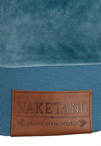Naketano - Sweat-shirt - Uni - Femme Dusty Blue