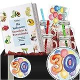 30. Geburtstag | Geschenkpaket Gesundheit | 30-Geburtstag Geschenke Männer