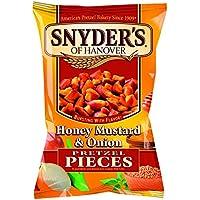 Snyder's of Hanover Honey Mustard und Onion, 125 g