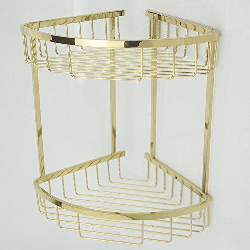 KIEYY Hogar cesta de acero inoxidable, aseo, Tendedero, cuarto de baño, cuarto...