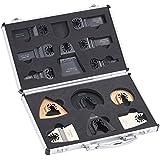 AGT Professional Werkzeug-Zubehör-Koffer für Multitools, Schnellspann-Aufnahme