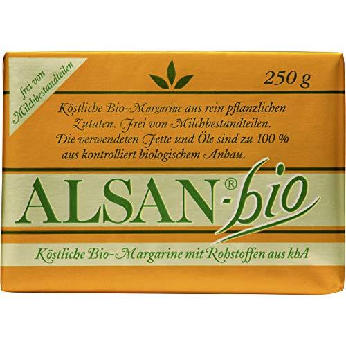 Alsan Bio ALSAN-BIO 250 gr Bio-Margarine (6 x 250 gr)