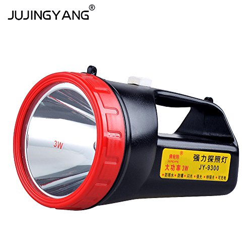 JUJINGYANG 3W popular searches outdoor repair emergency lamp searchlight for night hunting