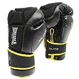 Lonsdale Boxing X-Lite practicando artes marciales guante de cuero acolchado bolso, color  -...