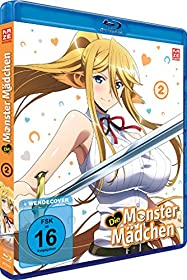 Die Monster Mädchen Vol. 2 [Blu-ray]