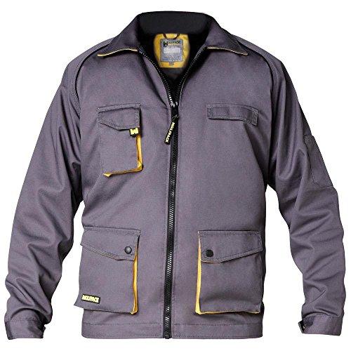 Wolfpack 15017000 - Chaqueta de trabajo trend, talla 48/50 M, Hombre / Mujer