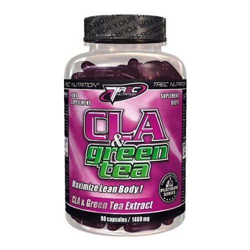 #CLA + Green Tea 180 Kapseln- Konjugierte Linolsäure + Grüntee-Extrakt — Diät / Fatburner / Abnehmen#