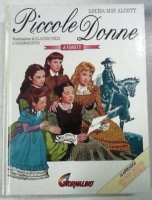 Louisa May Alcott: Piccole donne a fumetti - Nizzi/Quinto - Ed. Paoline FU03