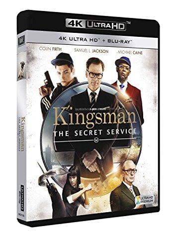 Bild von kingsman - secret service (blu ray - 4k ultra hd)