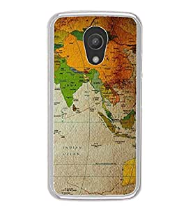 ifasho Designer Back Case Cover for Motorola Moto G2 :: Motorola Moto G (2nd Gen) (Globe Big Globe Clock Globe Air Purifier)
