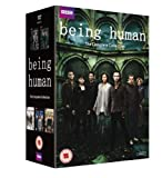 Being Human - Series 1-5 Boxset [DVD] by Lenora Crichlow