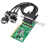 The Excellent Quality Dual Profile PCI board 16550